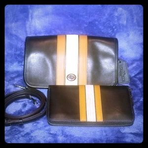 Limited edition 75th Coach penny purse lot